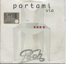 POOH - Portami via - CD SINGLE 2001 DIGIPACK 5 TRACKS CARDSLEEVE SIGILLATO