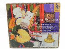 Jordi Savall : Orient - Occident CD