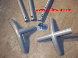 Zelt Ersatzstangen Stahl 38 mm (Behr)