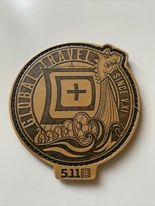 5.11 Tactical Global Travel Patch