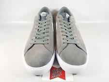 Nike SB Blazer Vapor COOL GREY SUEDE WHITE 878365-001 sz 11 SKATE SHOES