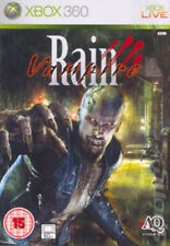 Xbox 360 - Vampire Rain **New & Sealed** Official UK Stock