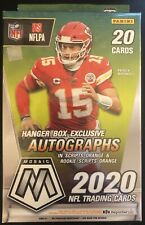 2020 NFL MOSAIC Football - Sealed Hanger Box - RC Variations - Herbert, Tua RC ?