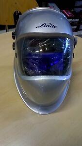 Automatikhelm Schweißhelm Maske Linde Liprotector Optrel Vegaview 2.5 NEU