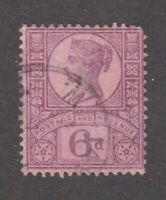Great Britain stamp #119, used, Queen Victoria, 1887 - 92, SCV $12.50