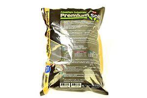 aquarium Substrate Premium Soil 4 Pound for Planted Shrimp Plants Activated tank