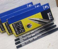 free ship 36pcs Pilot BP-S-F 0.7mm fine ball point pen BLACK ink