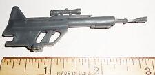 Bin C G I Joe Accessory Gray Sniper Rifle 2005 Barrel Roll V3