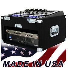 Mixer Rack 4x10 4 spaces bottom 10 spaces top for Dj & karaoke gear Mr4X10