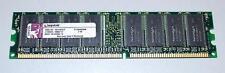 Kingston RAM 1GB DDR DDRI DDR I D12864D30A PC-400 2,6V nonECC