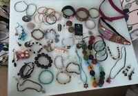 Joblot Of Costume Jewellery (LARGE LOT)