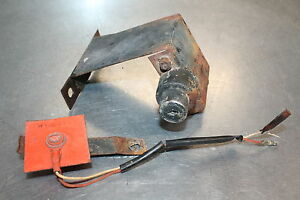 Hodaka Vintage Steen Ace 100 Main Ignition Switch w/ Rectifer Mount AHRMA