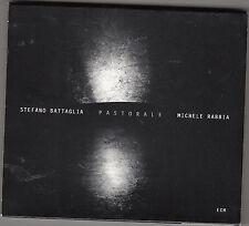 STEFANO BATTAGLIA / MICHELE RABBIA - pastorale CD