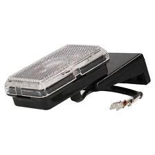 Right Hand Front Position Marker Light Lamp White Clear for Trailer Caravan Van