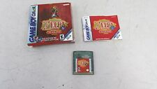 The Legend of Zelda: Oracle of Seasons - Nintendo Game Boy Color (Complete)