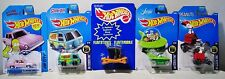 NEW Hot Wheels Cartoon TV Movie Simpsons Flintstones Snoopy Scooby Doo Cars Lot