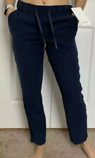 Lululemon Size 4 On The Fly 7/8 Pant  Navy Blue TRNV Relax Travel Friend