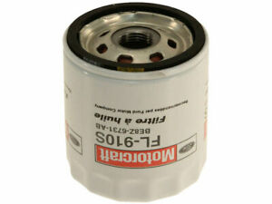 Motorcraft Oil Filter fits Ford Ranger 2005-2011, 2019-2020 2.3L 4 Cyl 18YKXC