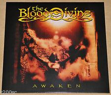 THE BLOOD DIVINE - AWAKEN, 2014 GERMAN 180G vinyl LP, SEALED! CRADLE OF FILTH
