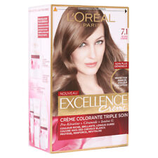 L'Oreal Paris Excellence Natural Hair Dye Creme All Colors Pro-Keratin Collagen