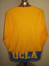 "UCLA BRUINS Men's ""adidas"" BASKETBALL Warm-UP Long SLEEVE Shirt ADULT Large"