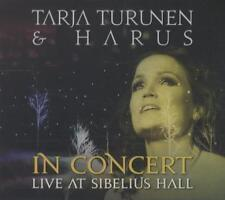 Tarja Turunen  &   Harus  In  Concert  Digi  CD     NEU /  VERSIEGELT  /  SEALED