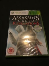 Assassin's Creed Revelations XBOX 360 PAL NUEVO BRAND NEW A ESTRENAR PRECINTADO