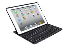 Ultra-thin Wireless Bluetooth Backlit Keyboard for iPad 2/3/4 Generation / Black