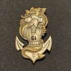 Original French Indochina War Colonial 61st Battalion Engineers Badge
