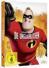 DIE UNGLAUBLICHEN (Walt Disney, PIXAR) Blu-ray Disc + Schuber NEU+OVP