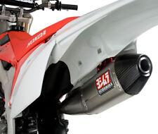 Yoshimura Honda CRF250R 2011-13 Signature Series RS-4 Full Exhaust SS-AL-CF