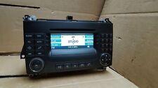 Radio Navi Navigation VW Crafter Mercedes W169 Vito W639 W906 APS Becker BE7087