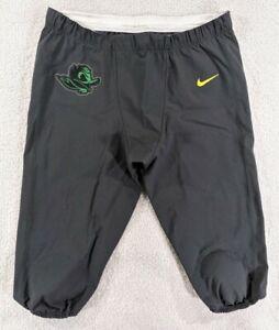 Nike Oregon Ducks UA Team Issued Custom Vapor Football Pants Men L 845918