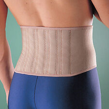OPPO 1660 MAGNETIC BACK SUPPORT Lower Lumbar Waist Belt For Blood Circulation