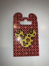 New listing Disneyland Leopard Print Mickey Mouse Disney Pin New Animal