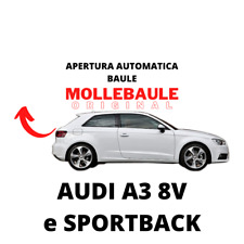 MOLLEBAULE KIT MOLLE APERTURA AUTOMATICA BAULE AUDI A3 8V e Sportback