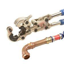 Copper Pipe & Pex Tube Crimp no bender flaring expander cutter MAKE OFFER viega