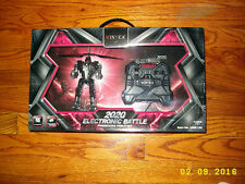 BATTLE ROBOT FREEDOM FIGHTER FLY SERIES HELICOPTER R/C NIB FROM WINYEA-INFRARED