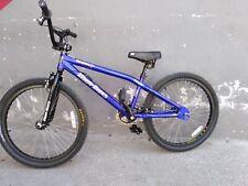 NOS Blue Haro Nyquist Backtrail X24 2001 BMX - cruiser mid school,Odyssey,Alex,