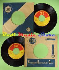 LP 45 7'' MARIO PETRI Oh lola! Chi non conosce te 1958 GIANNI FERIO no cd mc*dvd