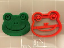 Happy Frog Cookie Cutter