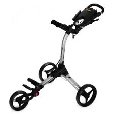 BAGBOY COMPACT 3 GOLF BUGGY  - SILVER/BLACK - NEW - AWESOME VALUE!!