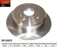 Disc Brake Rotor fits 1992-2003 Toyota Camry Solara  BEST BRAKES USA