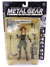 Figurine - Metal Gear Solid - Meryl Silverburgh - McFarlane 1998