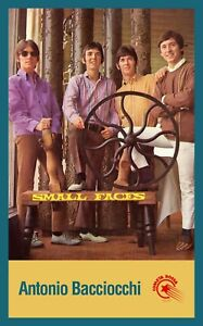 THE SMALL FACES Tony Face Bacciocchi BOOK Mod Rock London Steve Marriott 60's