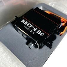 Reef's RC Triple 5 High Torque  / Voltage Digital Coreless WATERPROOF Servo