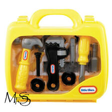 Little Tikes Tool Box My First Tool Box Tool Set  *   Brand New