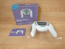 Hand Held Body Composition Monitor Health BMI Body Fat Muscle Lloyds Pharmacy