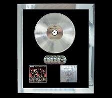 KISS SMASHES THRASHES & HITS MULTI (GOLD) CD PLATINUM DISC FREE SHIPPING TO U.K.