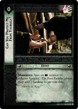 LoTR TCG Realms of the Elf Lords RotEL Can You Protect Me From Yourself? 3R50